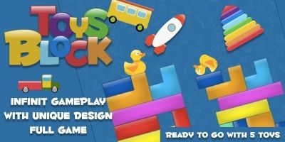 Toys Block Unity Source Code