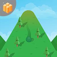 Falling Down - Buildbox Game Template