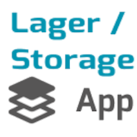 LagerApp StorageApp - Cordova Application