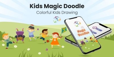 Kids Magic Doodles - Full iOS Xcode Project