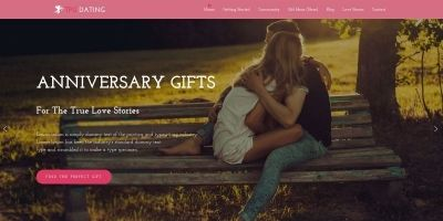TPG Dating WordPress Theme