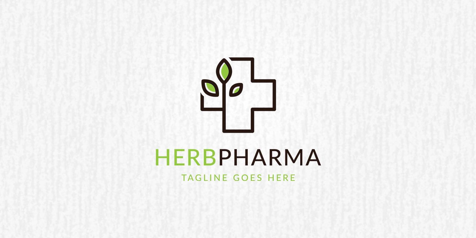 Herbal Pharmacy Logo