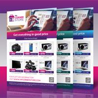 Sale Flyer PSD Template