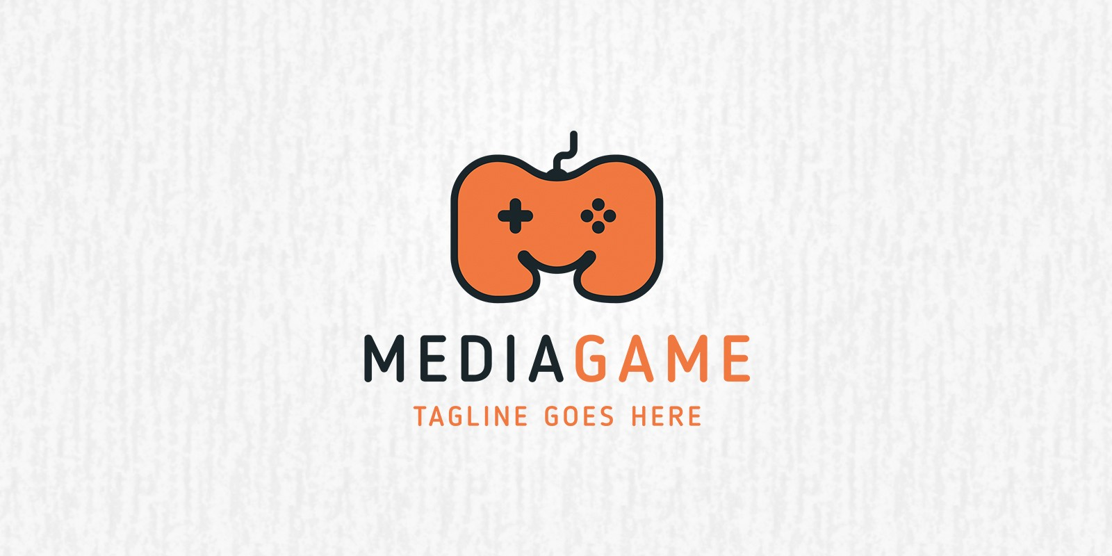 Media Game Logo