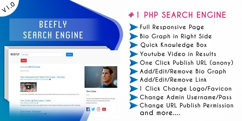 Beefly - PHP Search Engine