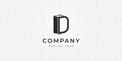 D Book Logo