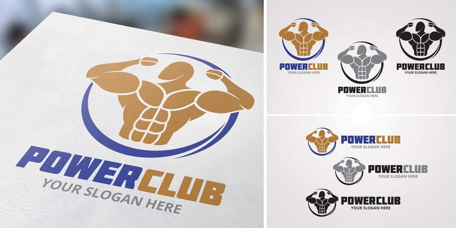 Power Club Logo
