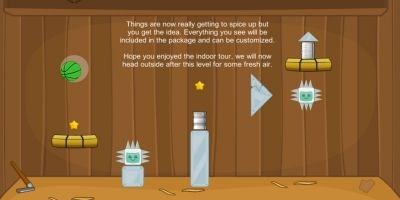 Cans Knockdown 2D - Unity Game