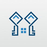 Key House Logo Template