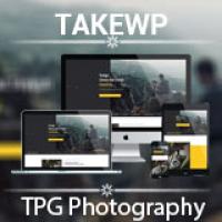 TPG Photography WordPress Theme