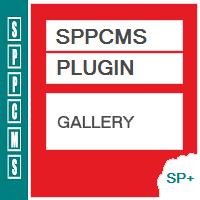 Gallery - SPPCMS Plugin