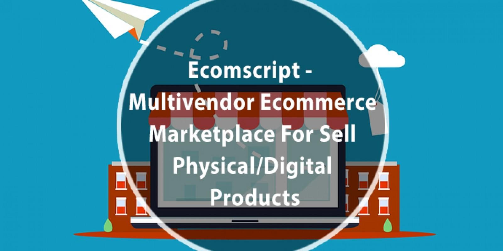 Complete Multi Vendor E-Commerce Website Script