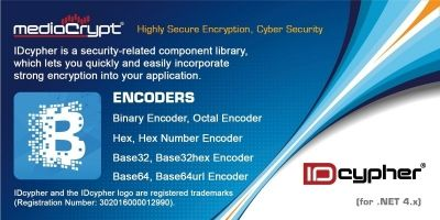 IDcypher Encoders .NET