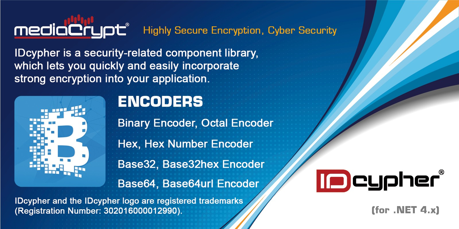 IDcypher Encoders .NET