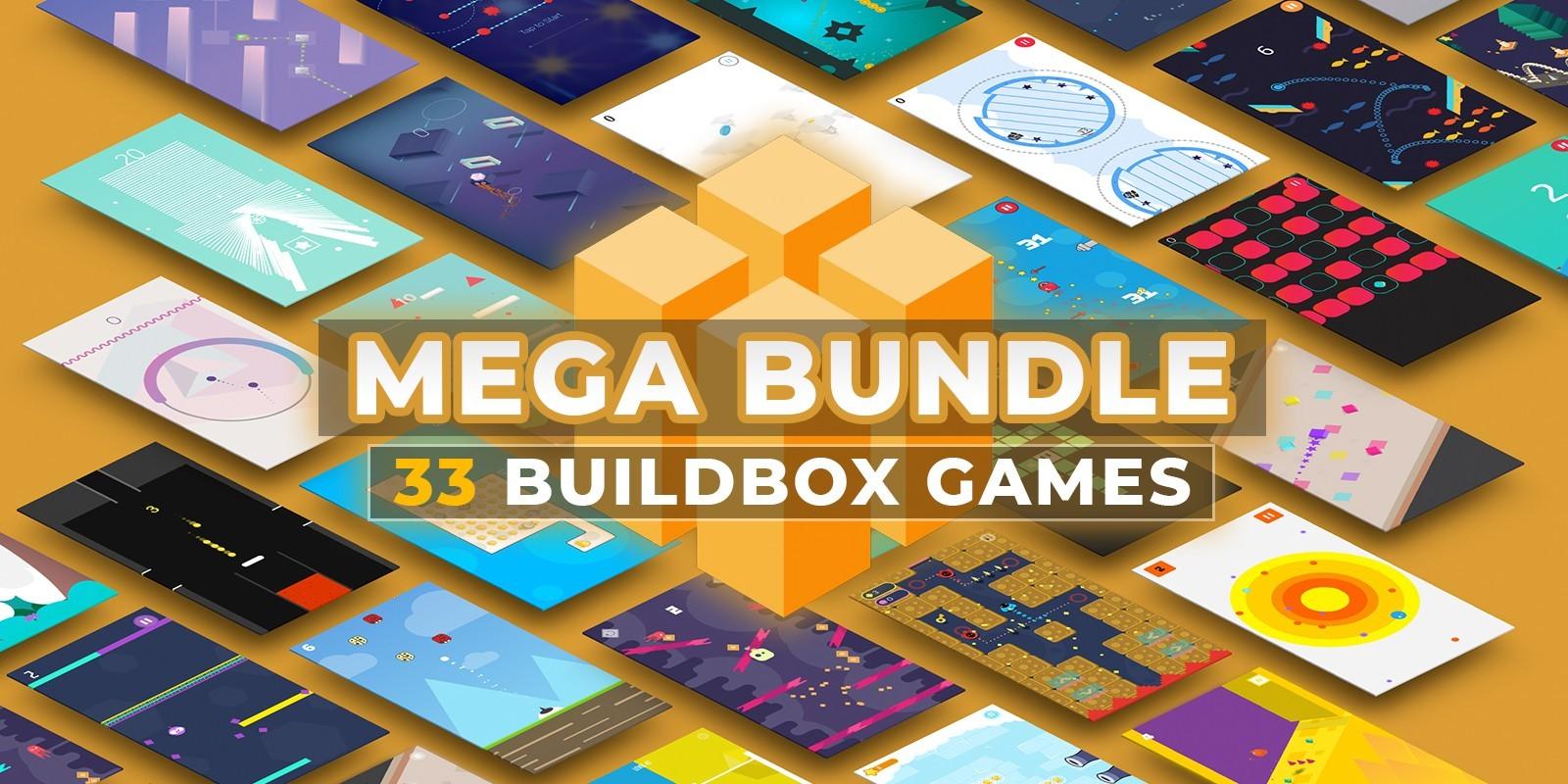Mega Buildbox Bundle Pack