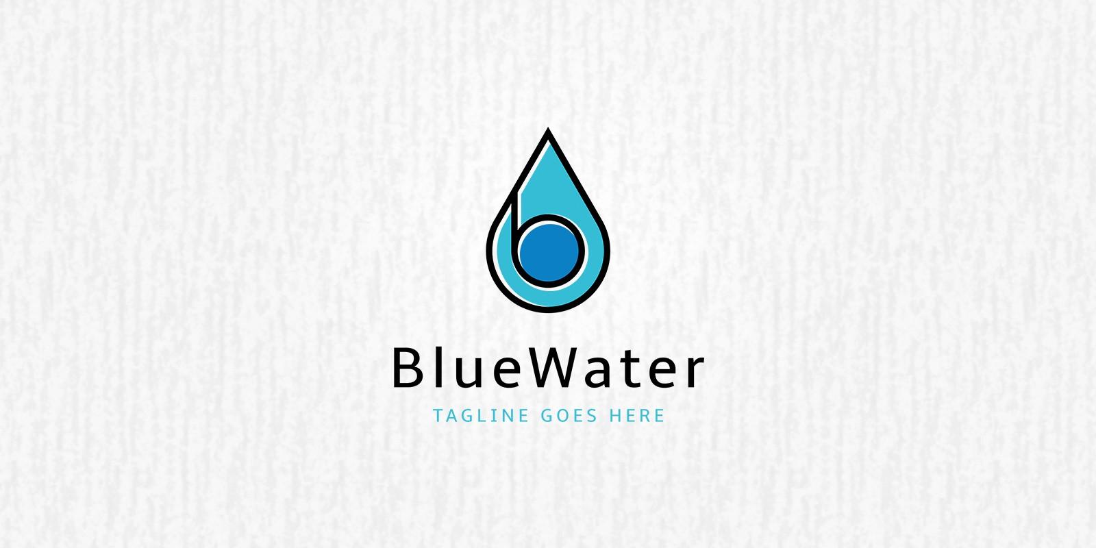 Blue Water Logo