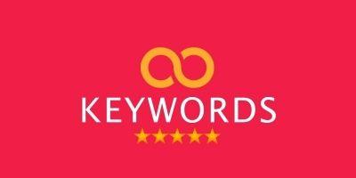 Infinity Keywords Generator Script