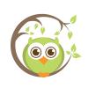 cute-owl-bird-logo