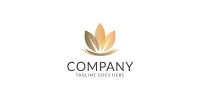 Autumn Logo Template
