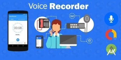 Voice Recorder Android Source Code