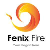 Logo Template Fenix