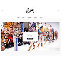 Roxy - WordPress Blog Theme
