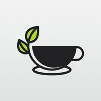 Green Tea Logo Template