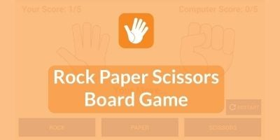 Rock Paper Scissors - Android Game Source Code