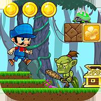 Super Gary World Adventure Buildbox Template