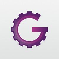 Letter G Gear Logo