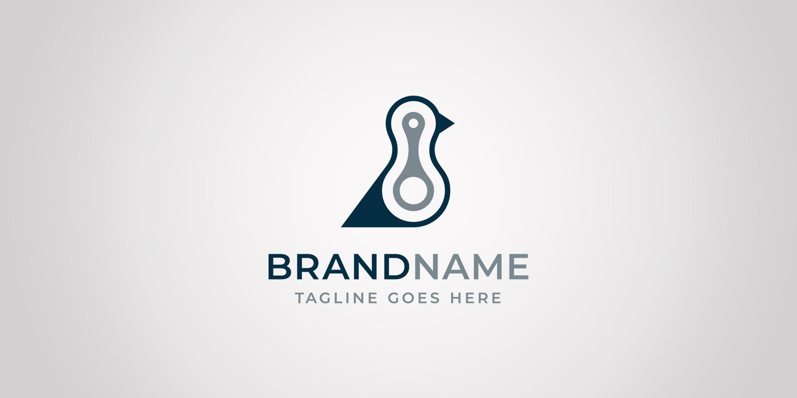 Mechanic Bird Logo