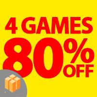 Mega Bundle 4 Games - Buildbox Templates