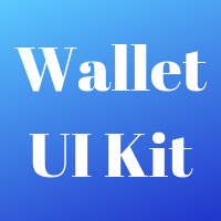 Wallet - Android Studio UI Kit