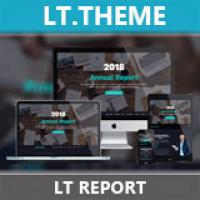 LT Report - Joomla Template