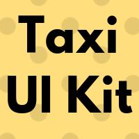 La Taxi - Android Studio UI Kit