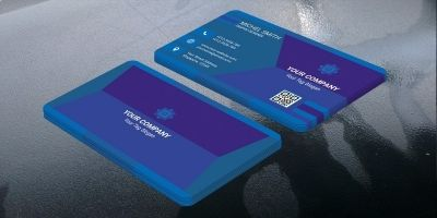 Corporate Business Card 2
