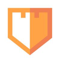 Fortress Shield Logo in Vector format