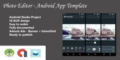 Photo Editor - Android Studio Source Code