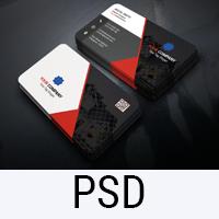 Modern Business Card 2