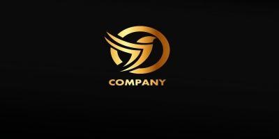 Golden Bird Logo