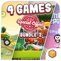 Mega Bundle 4 Buildbox Games Part 2