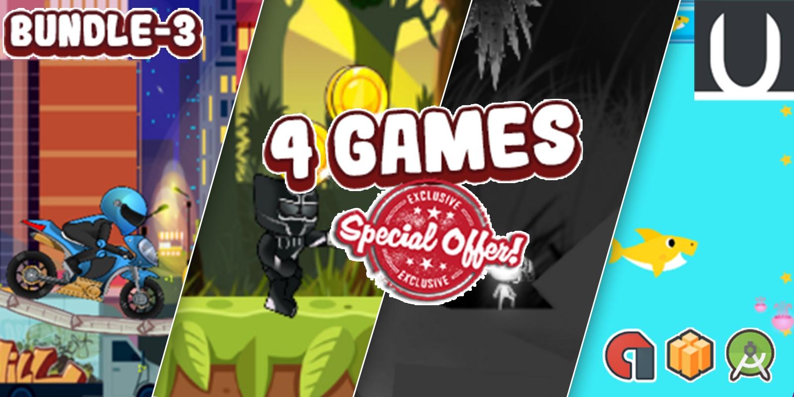 Mega Bundle 4 Buildbox Games Part 3