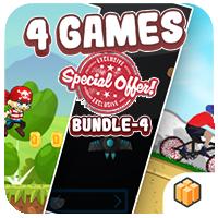 Mega Bundle 4 Buildbox Games Part 4