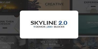 Skyline Multi-purpose HTML Template