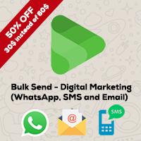 Bunk Sender Digital Marketing .NET