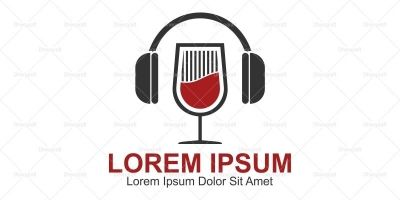 Wine Podcast Logo