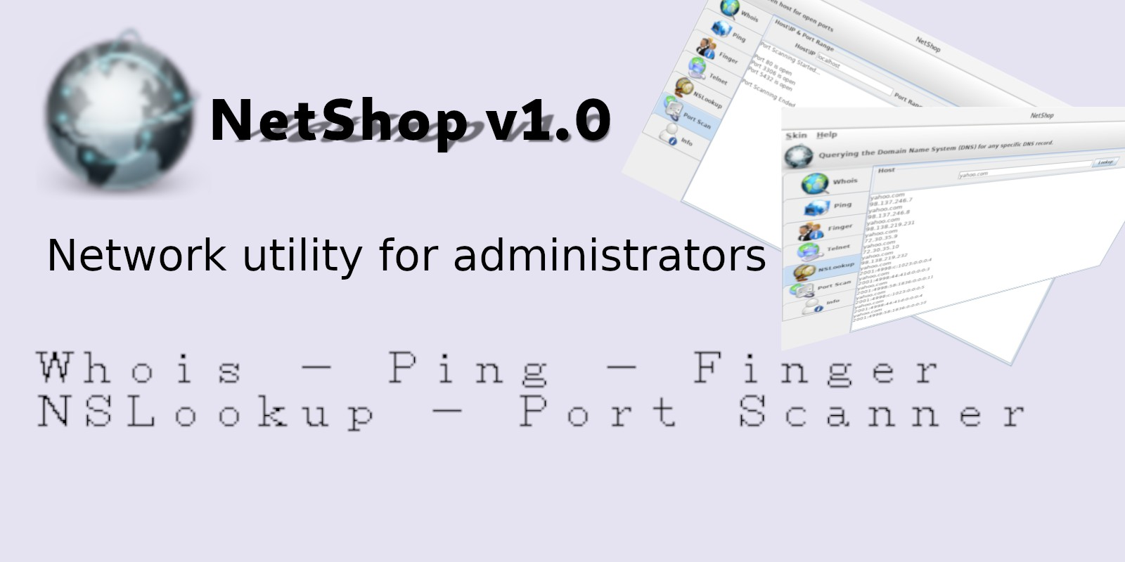 NetShop - Java Application