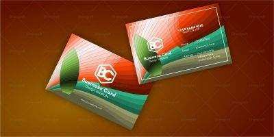 Wonder Beach Business Card Template