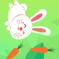 Hidden fall Rabbit Falling - Buildbox Template