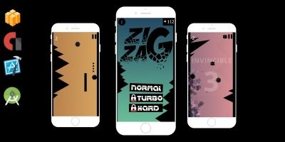 ZigZag Buildbox Template